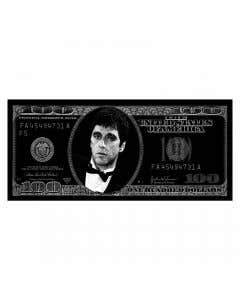 Dollar Scarface AluArt