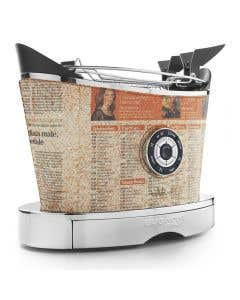 Newspaper Leather Toaster