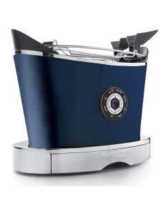 Volo Blue Leather Toaster