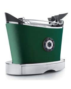 Volo Green Leather Toaster