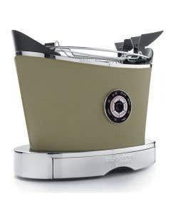 Volo Melange Leather Toaster
