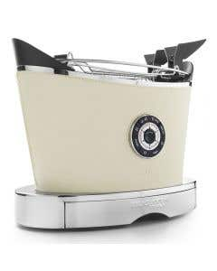 Volo Cream Leather Toaster