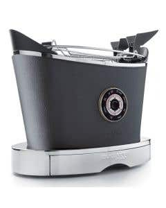 Volo Grey Leather Toaster