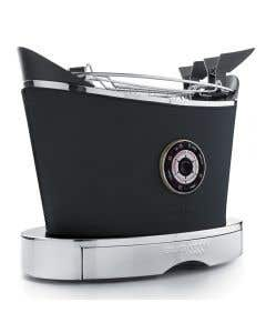 Volo Black Leather Toaster