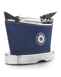 Volo Blue Denim Toaster