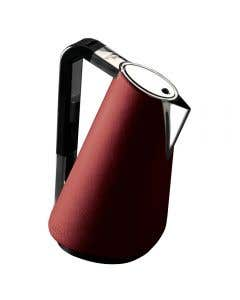 Vera Red Leather Kettle