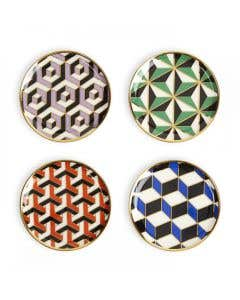 Versailles Coasters – Set of 4