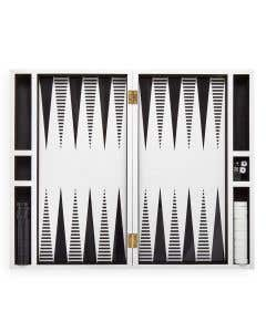 Op Art Backgammon Set