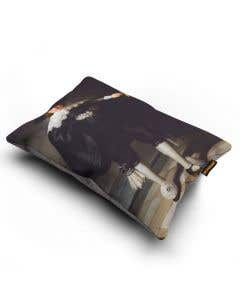 Marten Soolmans Cushion
