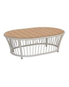 Cordial Coffee Table Beige Frame
