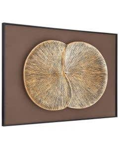 Ancona Wood Panel Wall Art