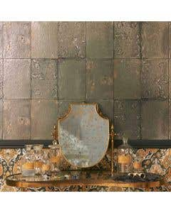 Antique Mirror Wallpaper