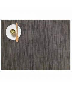 Bamboo Grey Flannel Placemat