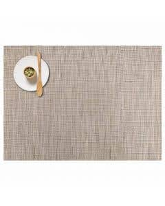Bamboo Rectangle Oat Placemat