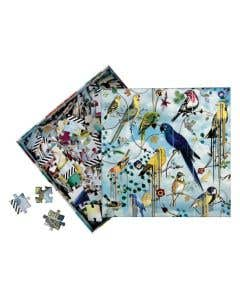 Birds 250pc 2-Sided Puzzle