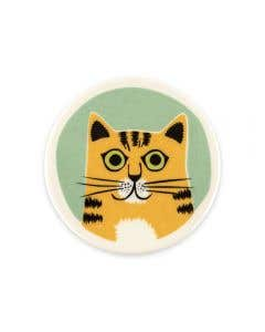 Cat Coaster Set of 4