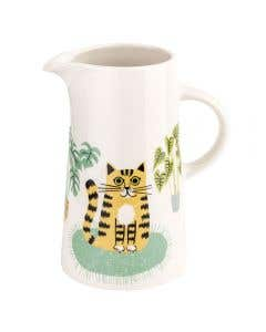 Cat Tall Jug