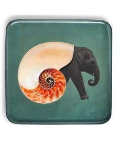 Shellephant Trinket Tray