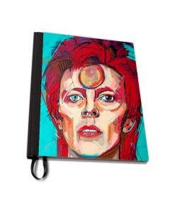 Instant Star Bowie A4 Notebook