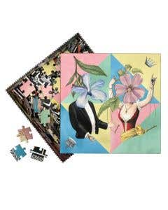 Double Sided 250 Piece Puzzle