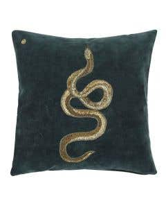 Pure Fable Snake Cushion