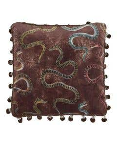 Kaa Delux Cushion Red