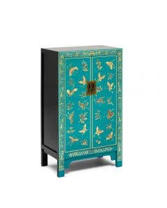 Soho Decorated Medium Cabinet