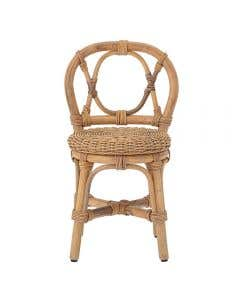 Pair of Kids Rattan Chairs