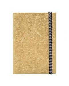 Gold A5 Paseo Notebook
