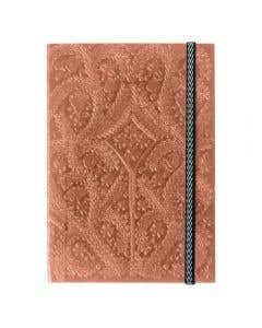 Paseo Copper A5 Notebook