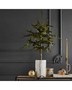 Christmas Tree with Vase