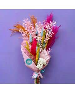 The Polly Dried Flower Bouquet