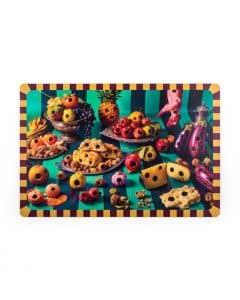 Food With Holes Placemat