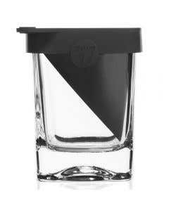 Whiskey Ice Wedge Glass
