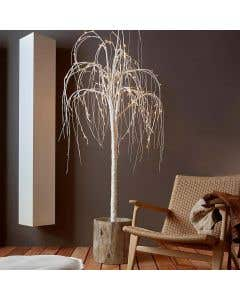 Christmas Tree Willow w/LED