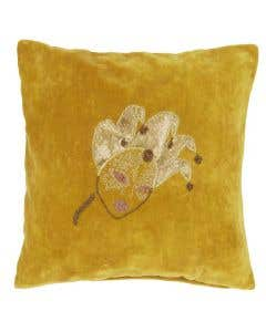 Beyond Science Cushion Yellow