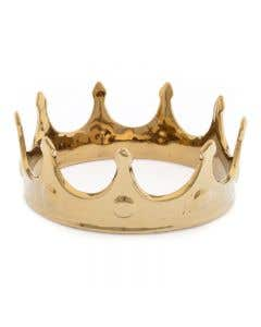 Memorabilia Gold Crown Deco