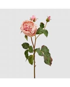 Luxury Artificial Rose – Pink