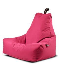 Mighty B Outdoor Pink Beanbag