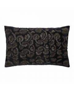 Pure Decor Black Cushion