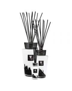 Feathers Black Totem Diffuser