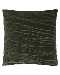 Traces Green Cushion
