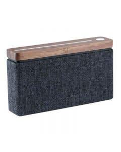 HiFi Square Speaker - Walnut